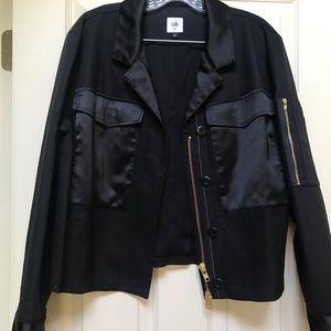 NWOT cabi Back on Black jacket